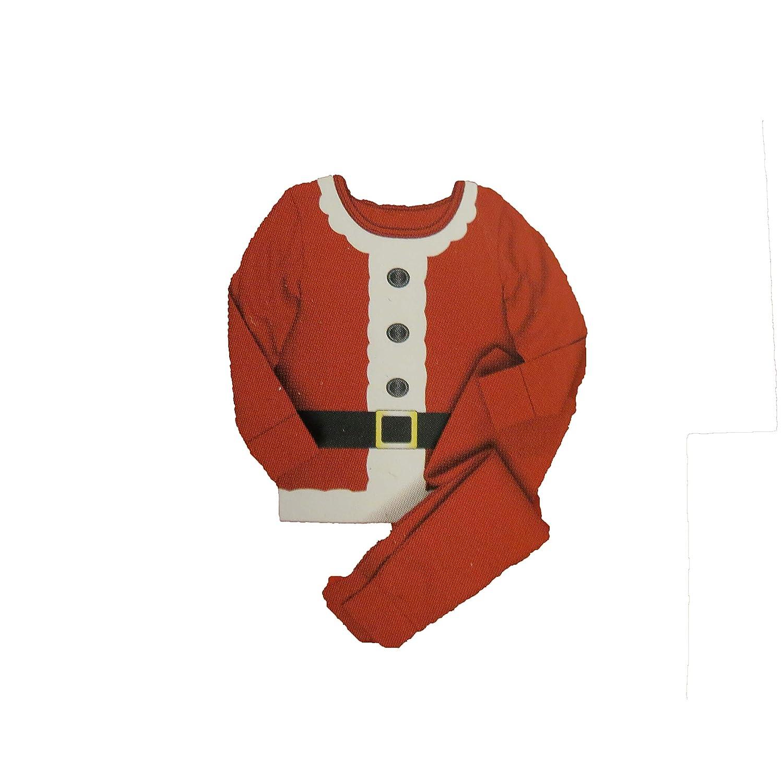 wondershop Kids Pajamas Santa 2 Piece Set Size 12