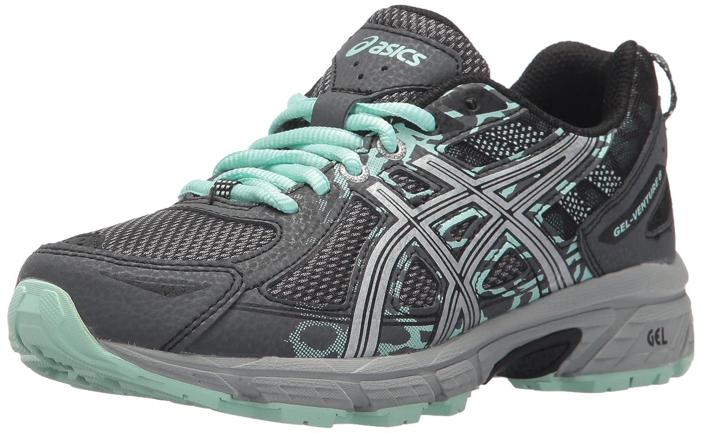 ASICS Women's Gel-Venture 6 Running-Shoes B0727XJ4SR 10.5 B(M) US|Castlerock/Silver/Honeydew