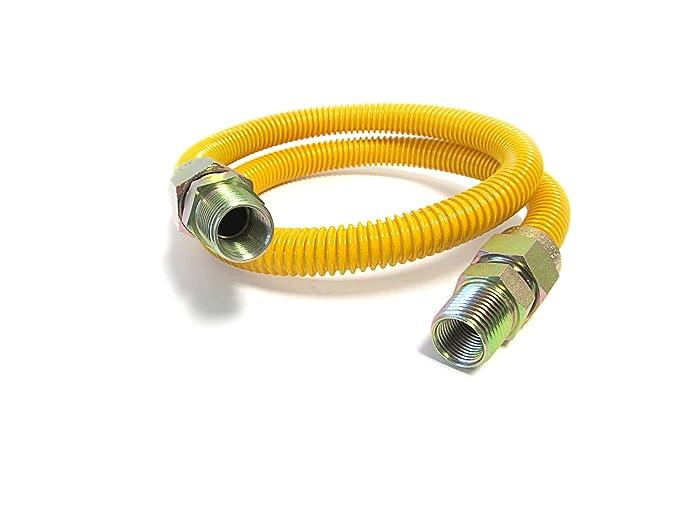 Amazon.com: B & K G038ss101018 Gas Appliance Connectors 3/8