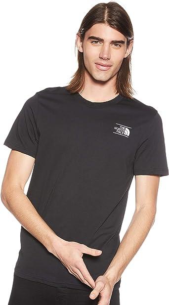 The North Face S/S MNT Exp tee - Camiseta gráfica de Manga Corta Hombre: Amazon.es: Ropa y accesorios