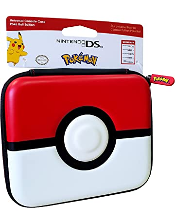 PDP Nds Universal Console Case Poke Ball Edition, 072-003 - Nintendo Wii;