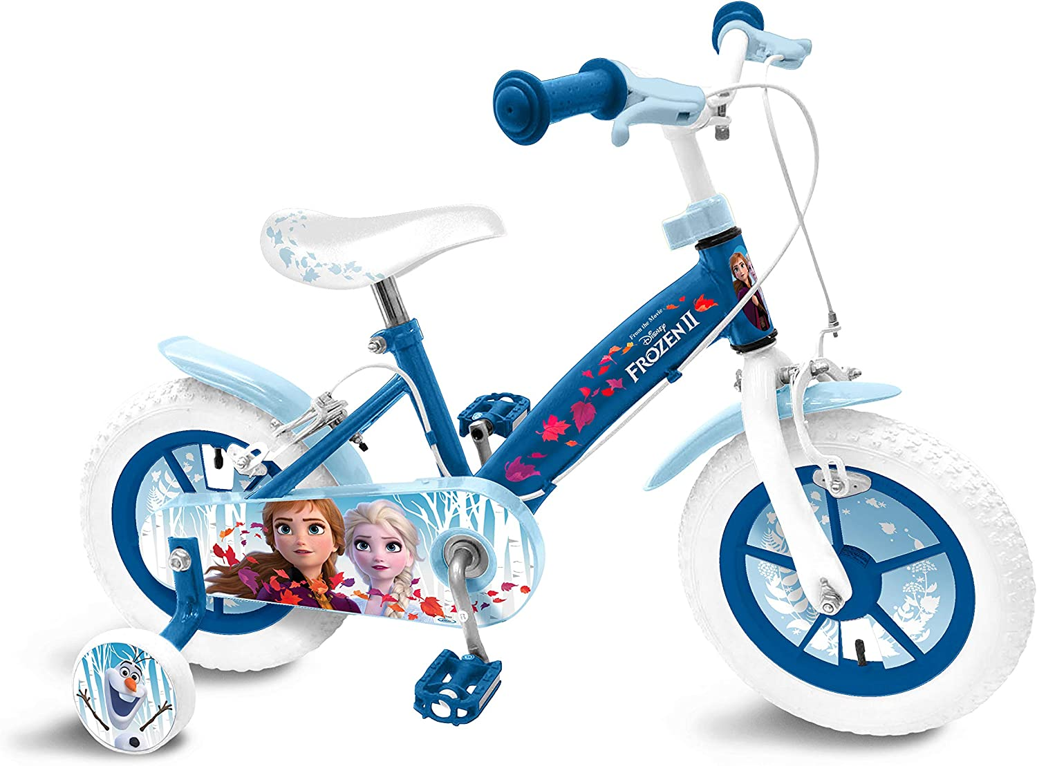 Stamp Sas-Frozen II Bike 12
