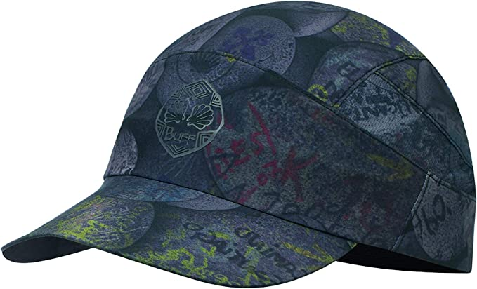 Buff The Way Gorra Pack Trek, Unisex Adulto, Graphite, Talla única ...