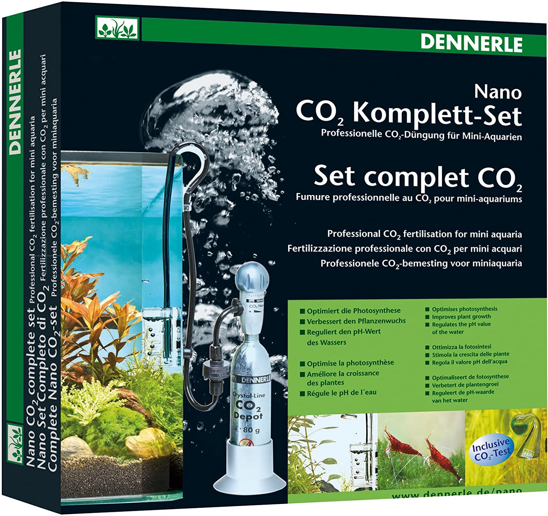Sehr Gut Dennerle 7004129 Nano CO2 Komplett-Set: Amazon.de: Haustier MR97