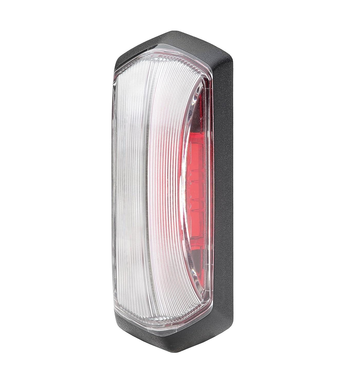 HELLA 2XS 205 020-001 Umrissleuchte, seitlicher Anbau, LED, 12 V, weiß /rot Hella KGaA Hueck & Co.