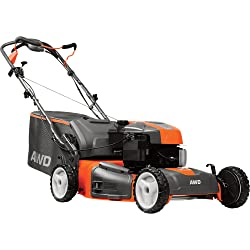 Husqvarna HU725AWD BBC 190cc 22-Inch Self-Propelled All-Wheel Drive 2 in 1 Gas Push Lawn Mower