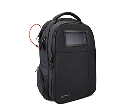 ffc4c70c5059 Amazon.com  Lifepack Solar Powered and Anti-Theft Backpack with laptop  storage  Computers   Accessories
