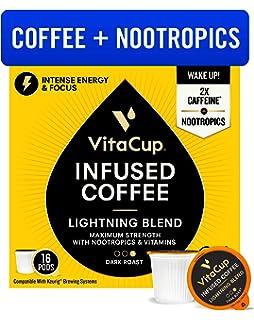 VitaCup Mezcla cosmética de café infusionada con colágeno ...