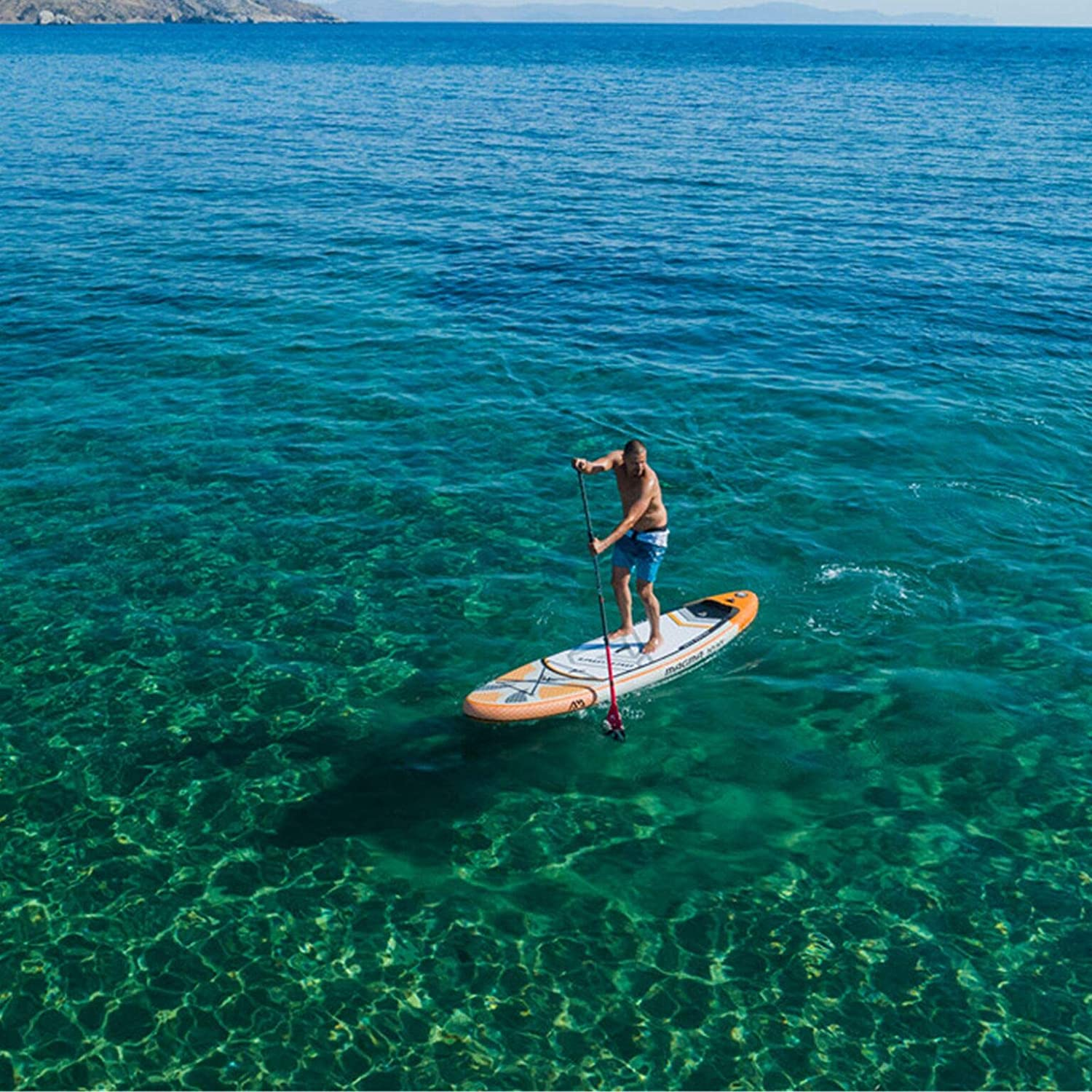 Aqua Marina Magma 2019 Sup Board Hinchable Stand Up Paddle ...