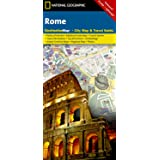Rome (National Geographic: Destination City Map)