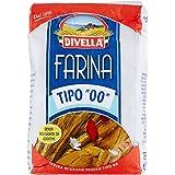 """Divella - Farina di Grano Tenero, Tipo""""00"""", 1 kg"""
