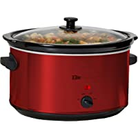 Elite Platinum Quart Stainless Steel Slow Cooker