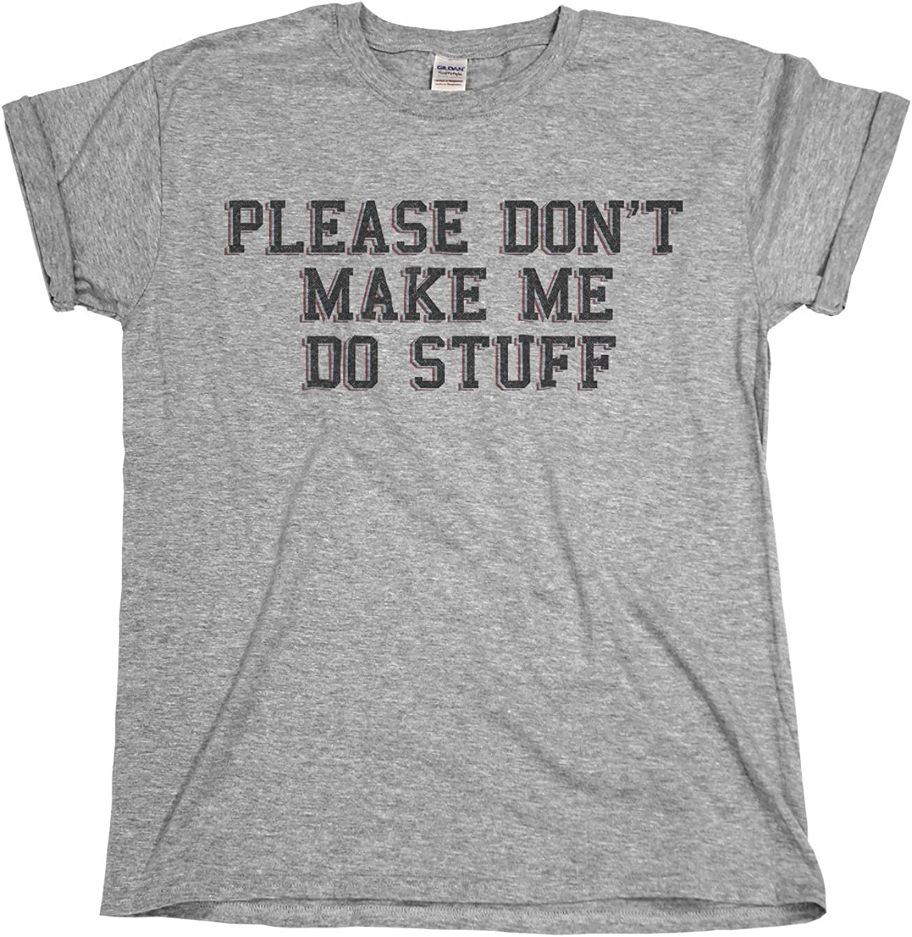 Funny Slogan Mens Unisex T-Shirt Ew People