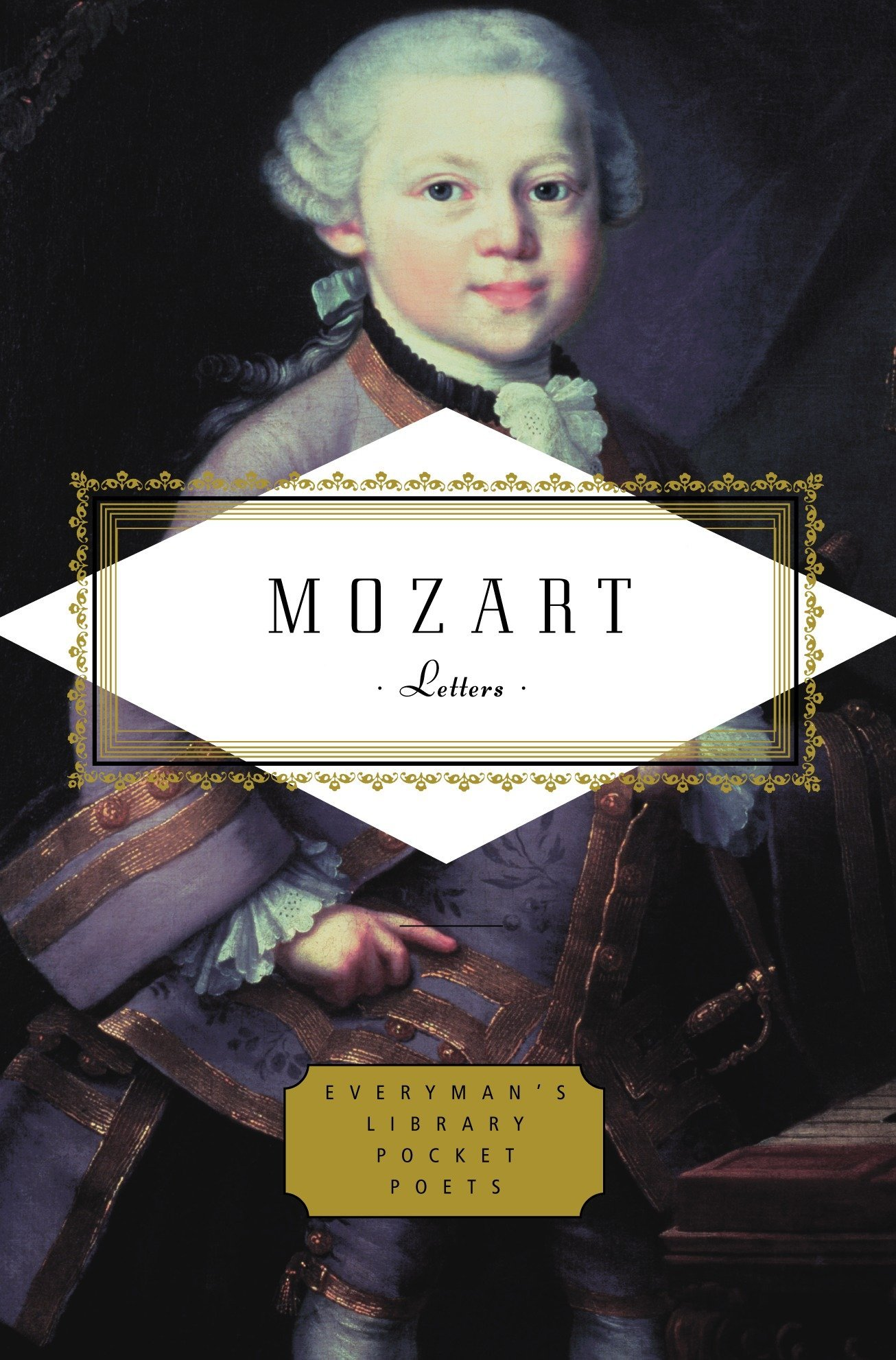 mozart letters everymans library pocket series