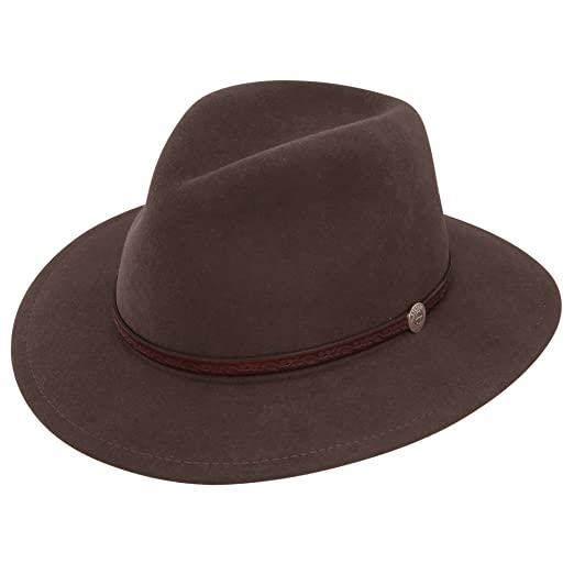 Stetson TWCMWL-8824 Cromwell Hat at Amazon Men s Clothing store  4be5c2a9bf3
