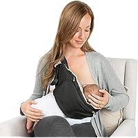 Nurse-Sling - Nursing Pillow/Sling Bag (Black) by Humble-Bee