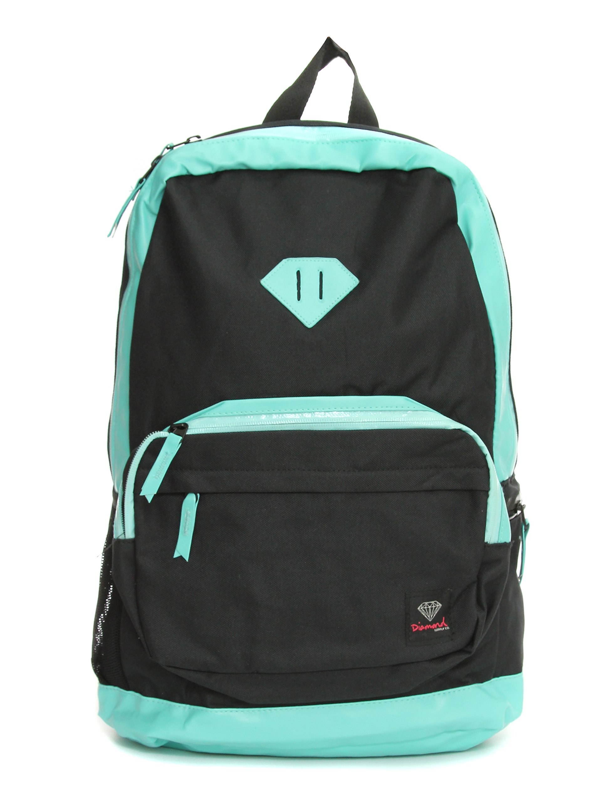 Diamond Supply Co. School Life Backpack-Black/Blue