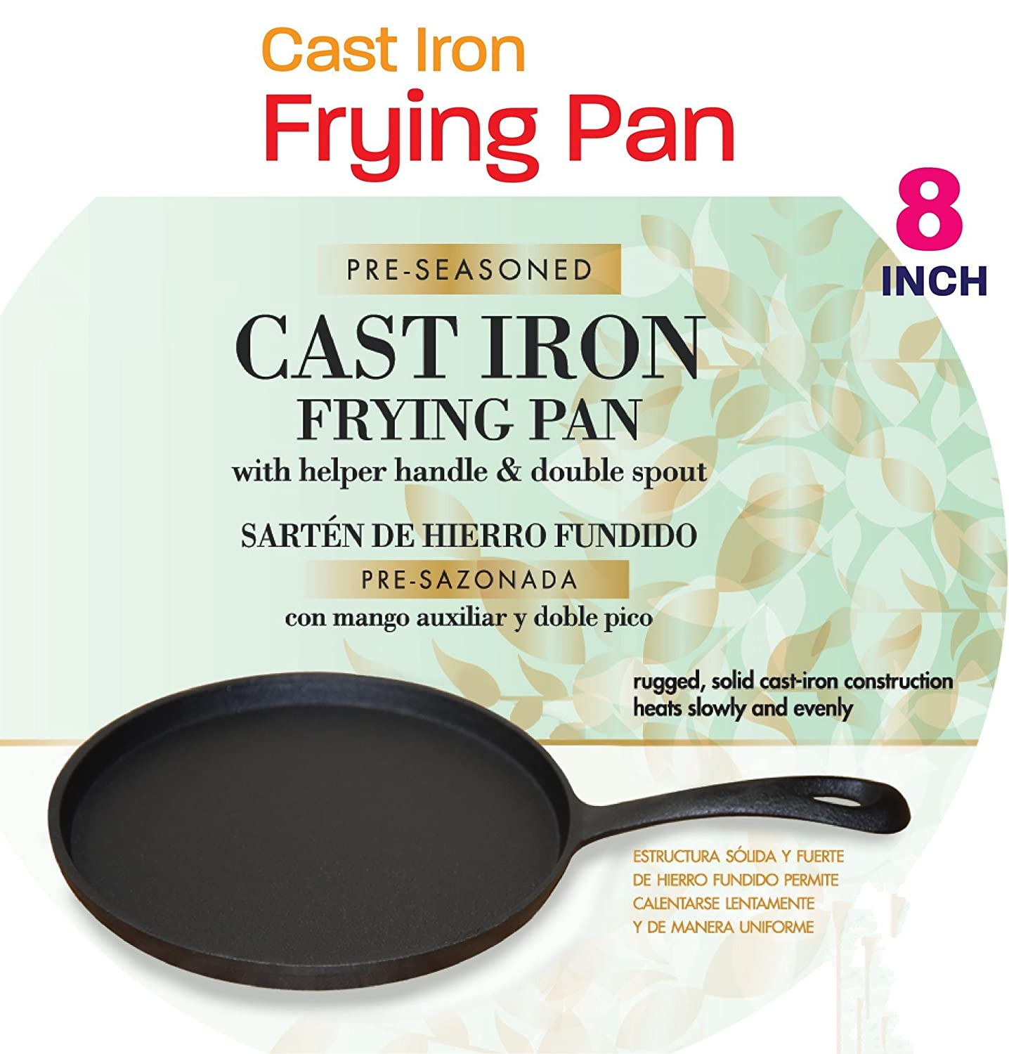 Amazon.com: Cast Iron 8
