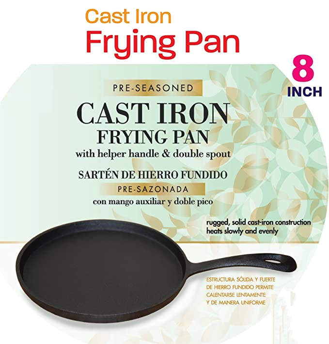 Amazon.com: Cast Iron 8