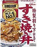 江崎グリコ DONBURI亭すき焼き丼 170g×10個