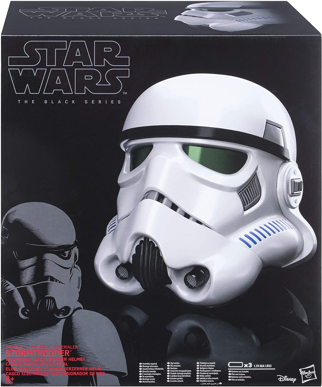 Star Wars SW Movie R1 Casco Stormtrooper(Hasbro B9738EU4): Amazon ...
