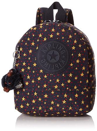 Kipling Sienna Mochila Escolar, 28 cm, 6 litros, (Cool Star Boy): Amazon.es: Equipaje