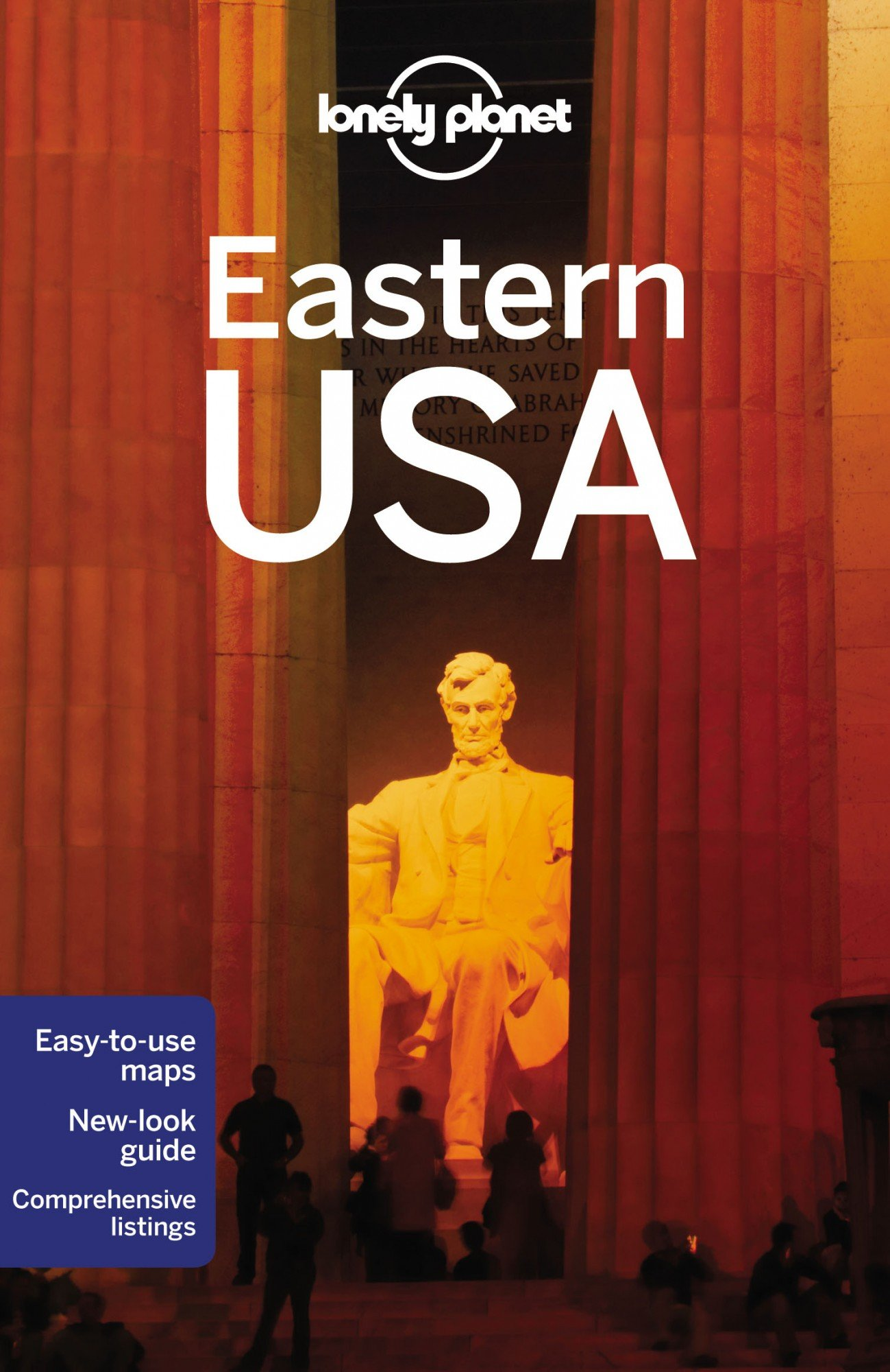 Lonely Planet Eastern Travel Guide