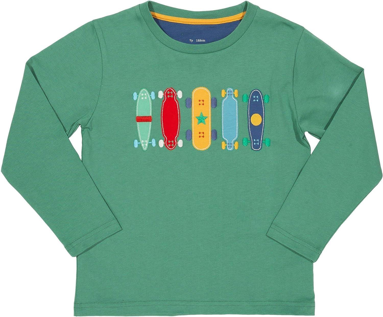 Kite Boys Skateboard T-Shirt 3-11 Years Organic