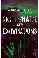Nightshade and Damnations Kindle Edition