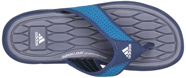 d1bb1c9da8e adidas Raggmo Thong SC Sandals Mens multi-coloured Mehrfarbig (Collegiate  Navy   Tech Grey F12   Vivid Teal S13) Size  8 (42 EU)  Amazon.co.uk  Shoes    Bags