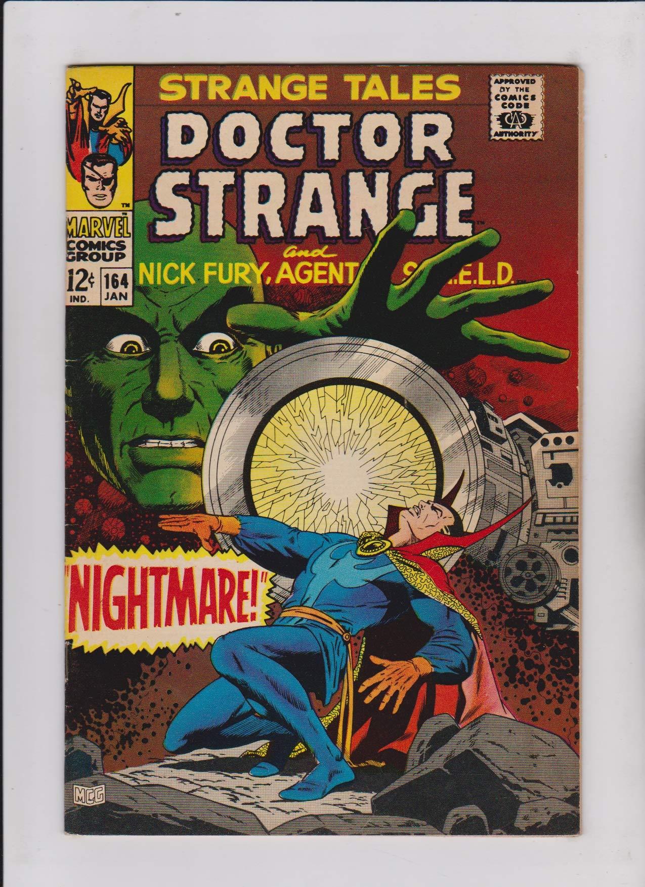 Strange Tales 136-167 U-pick Doctor Strange Nick Fury UNLIMITED $4.15 SHIPPING