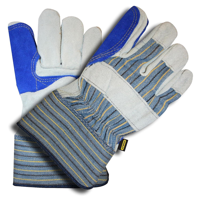 Stanley S73611 Select Shoulder Double Palm Glove Cordova