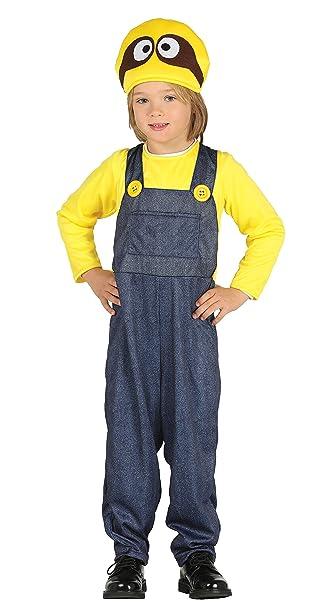 1a02501b7cd1 Guirca - Costume Minatore, taglia 7 - 9 anni (87628.0): Amazon.it: Giochi e  giocattoli