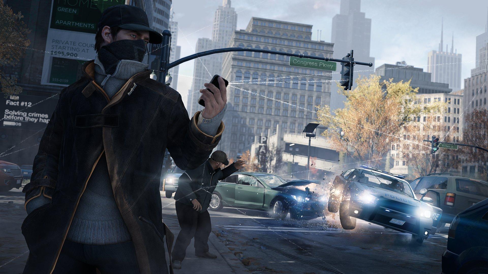 Watch Dogs xbox one by Ubisoft (Image #6)