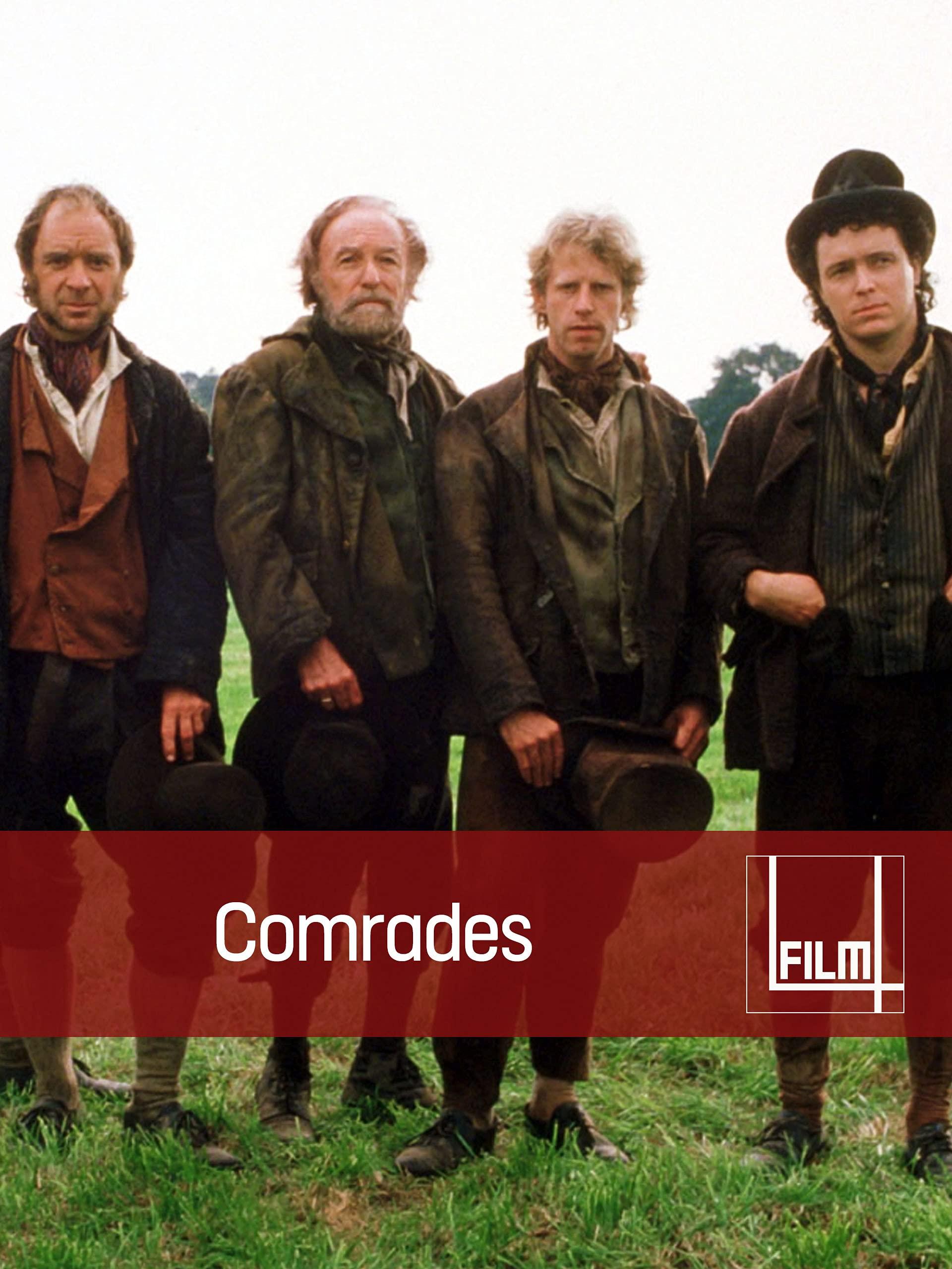 Comrades on Amazon Prime Video UK