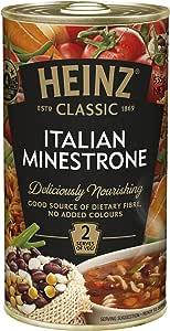 Heinz Classic Italian Minestrone Soup, 535g