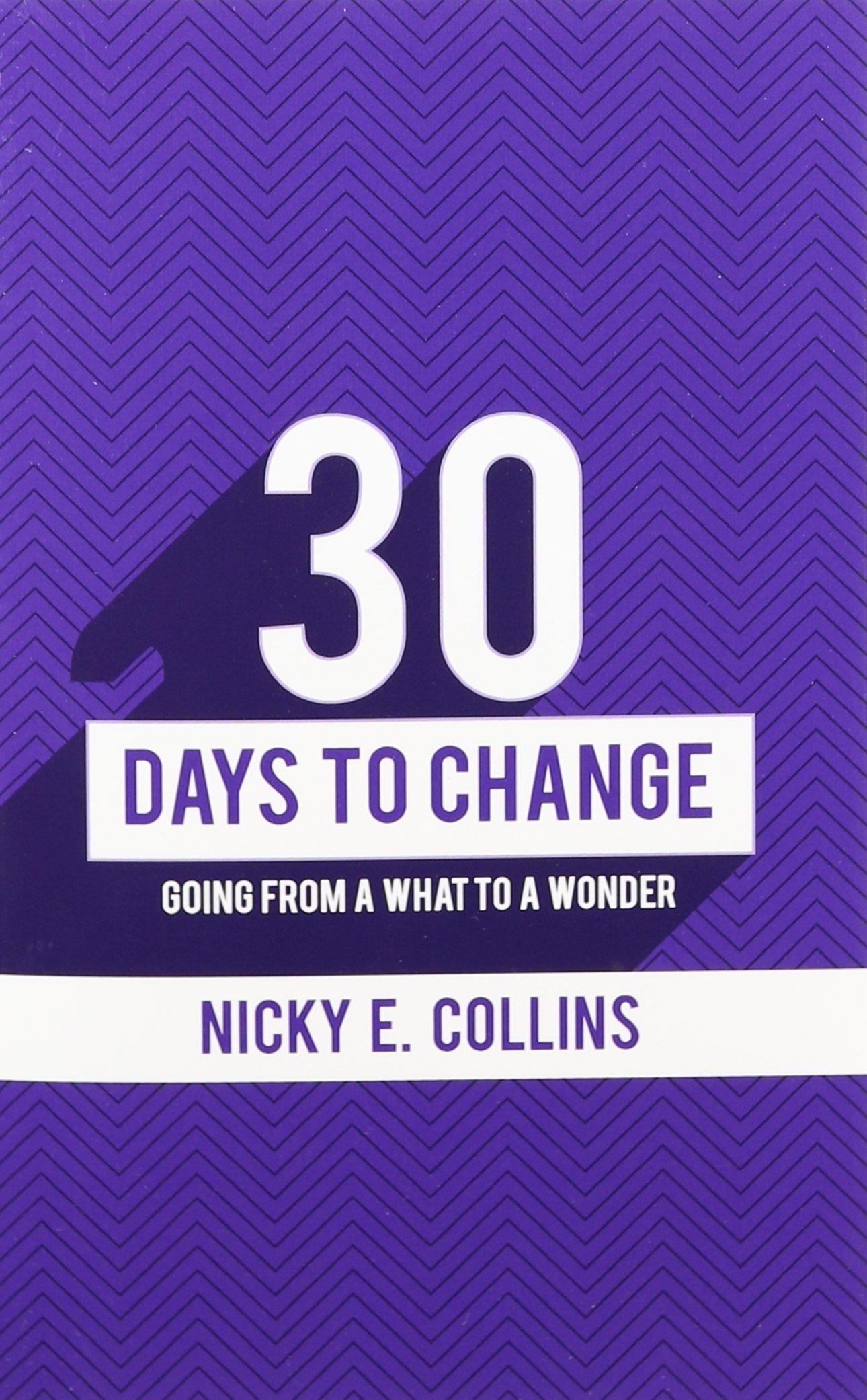 Download 30 Days to Change PDF
