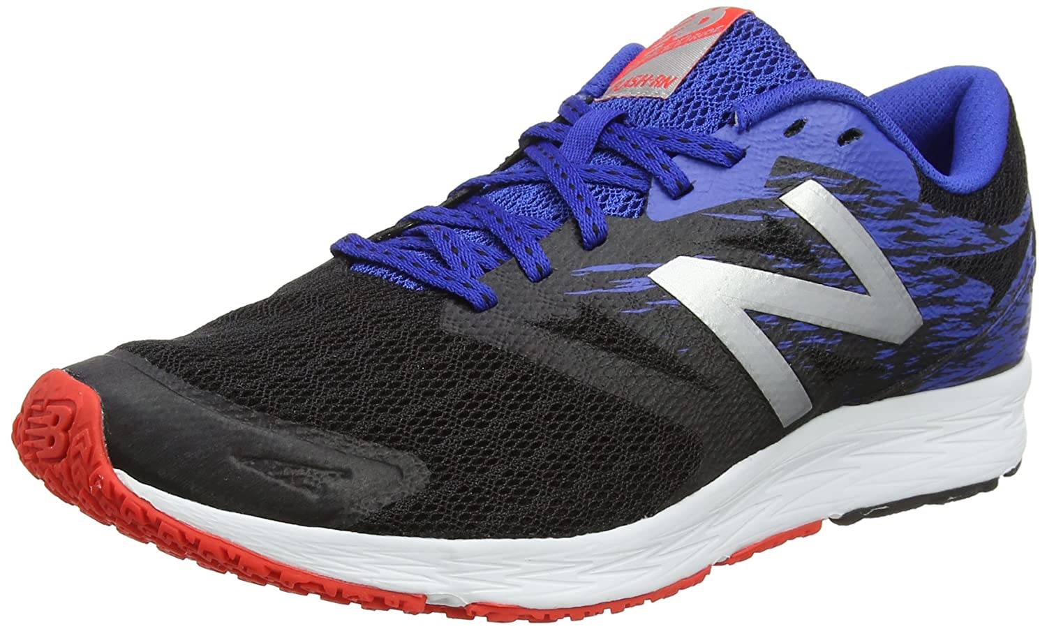 Black blueee 8 D(M) US New Balance Mens Flash V1 Running shoes