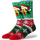 Stance Men's Disney Christmas Crew Sock