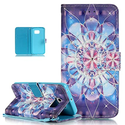 Amazon.com: Galaxy S6 Edge Funda, Galaxy S6 Edge Cover ...