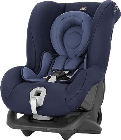 Comprar Britax Römer Silla de coche Nacimiento - 4 años, hasta 18 kg, FIRST CLASS PLUS Grupo 0+/1, Moonlight Blue