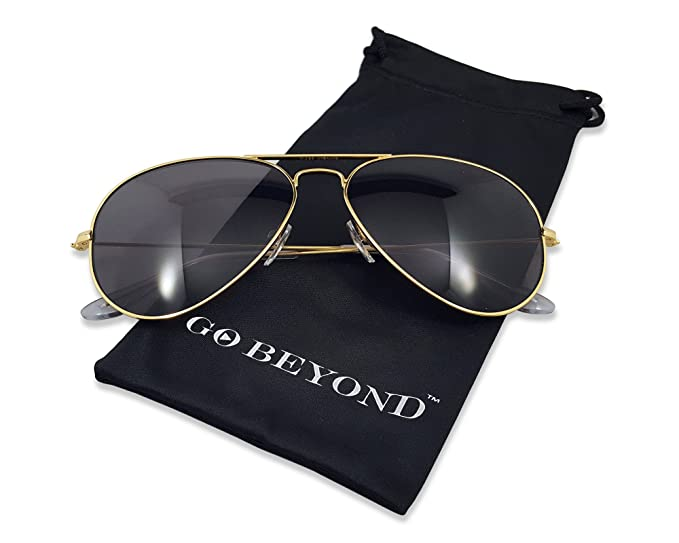 Amazon.com: Ir más allá (TM) polarizadas anteojos de sol con ...