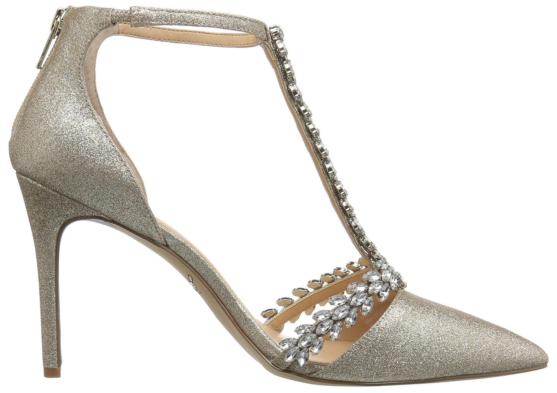 9f090c609781 Amazon.com  Badgley Mischka Jewel Women s Meena Pump  Shoes