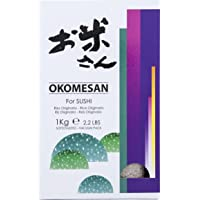 Okomesan arroz para Sushi 1 kg