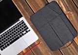 15.6 Inch Laptop Sleeve Case With Handle Compatible
