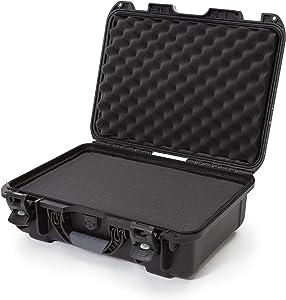 Nanuk 925-1001 Waterproof Hard Case with Foam Insert - Black