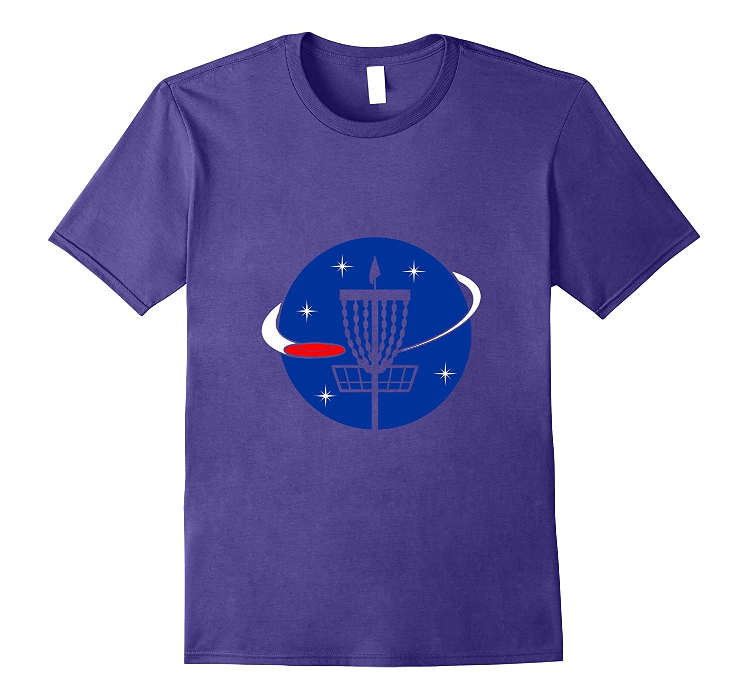 Disc Golf T-shirt-TJ
