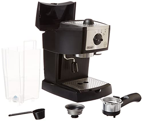 Specifications Of De'Longhi EC155 Espresso and Cappuccino Maker