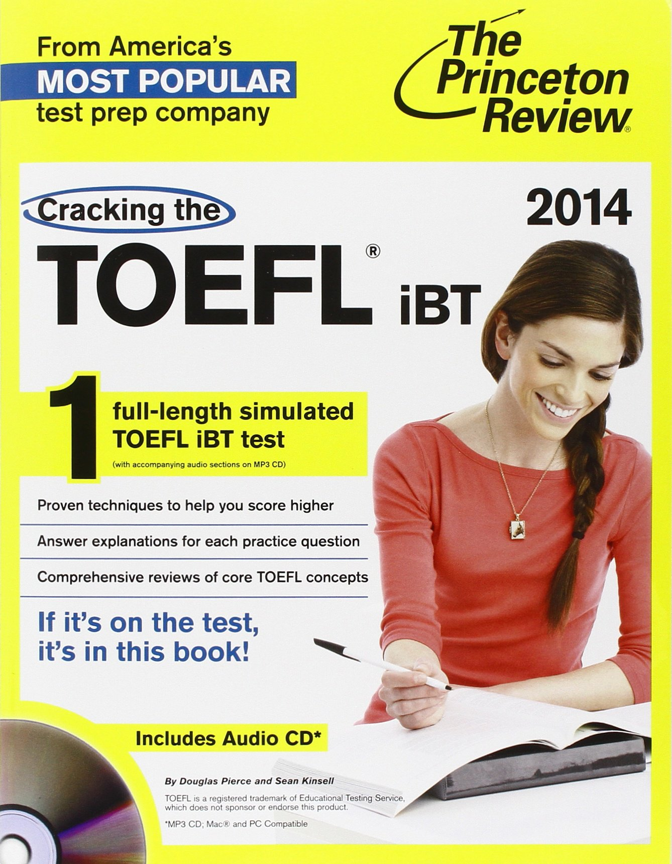 Buy Cracking the TOEFL iBT with Audio CD, 2014 Edition (College Test  Preparation) Book Online at Low Prices in India   Cracking the TOEFL iBT  with Audio CD, ...