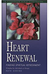 Heart Renewal: Finding Spiritual Refreshment (Fisherman Bible Studyguide Series) Paperback